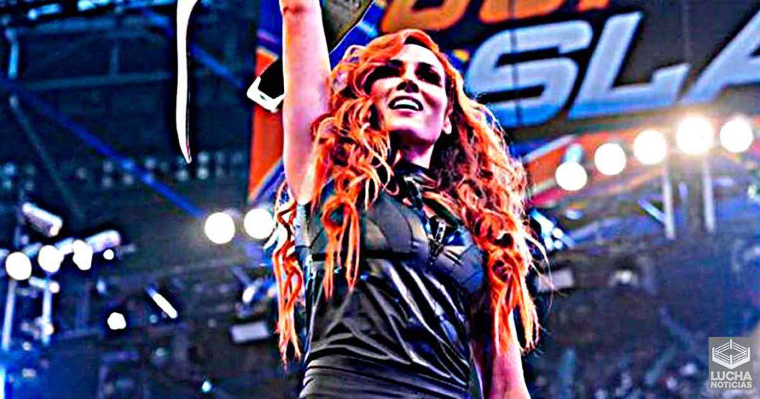 Becky Lynch solicitó hacer un Heel Turn en WWE SummerSlam
