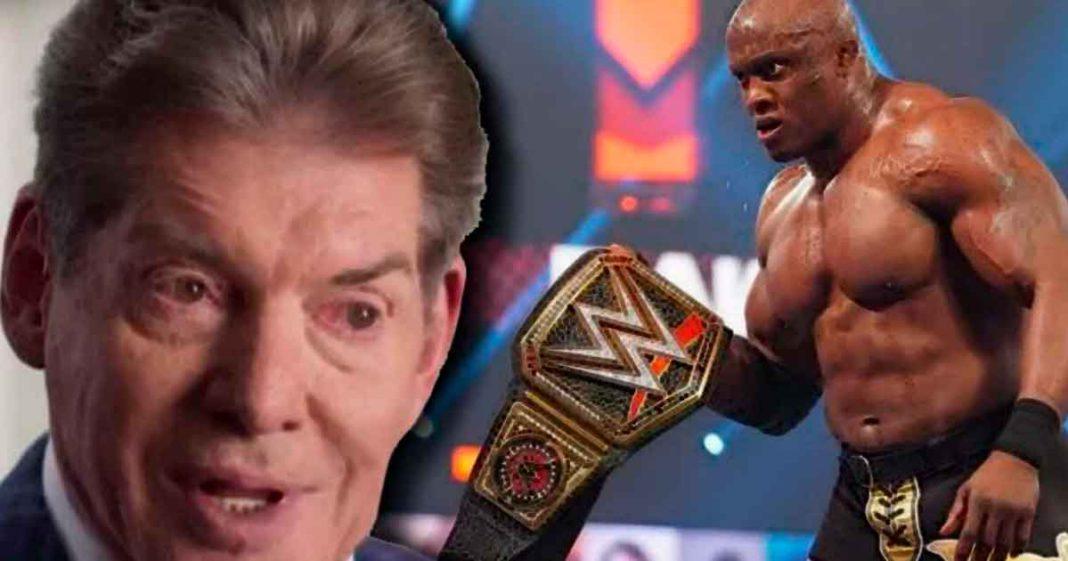Bobby Lashley tiene el número de Vince McMahon y le puede llamar cuando quiera