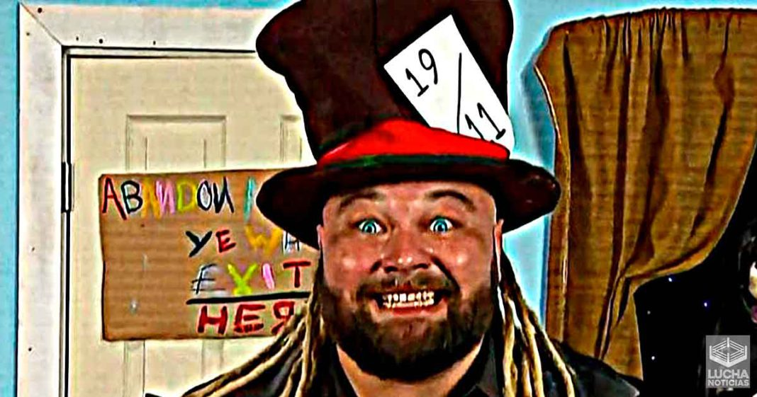 Bray Wyatt ya está insinuando nuevo personaje fuera de WWE