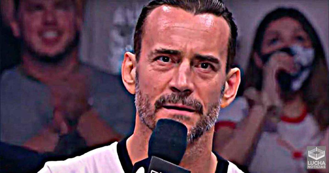 CM Punk dice que su debut en AEW fue la mejor noche de su carrera