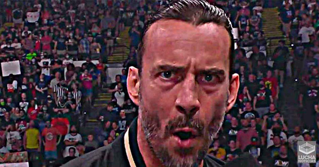 CM Punk insinua la llegada de Daniel Bryan a AEW en Dynamite