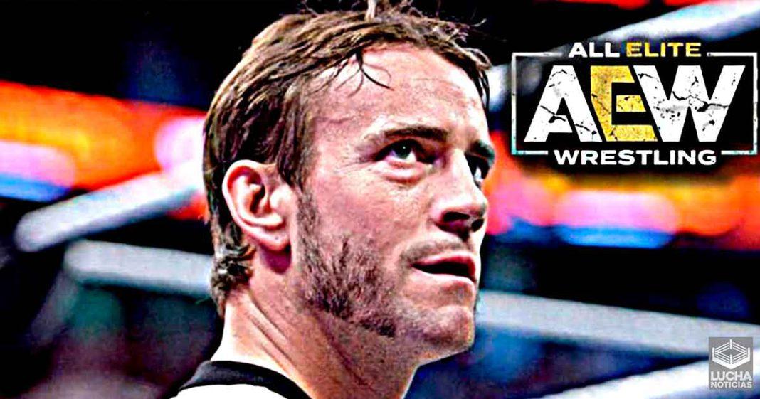 CM Punk revela sus platicas con AEW