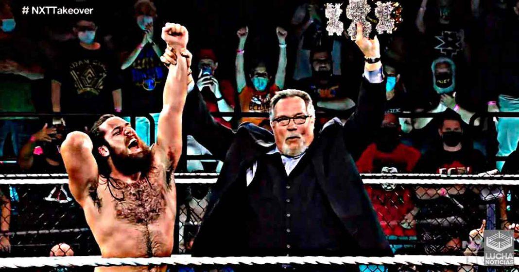 Cameron Grimes vence a LA Knight y es el nuevo campeón del millón de dólares