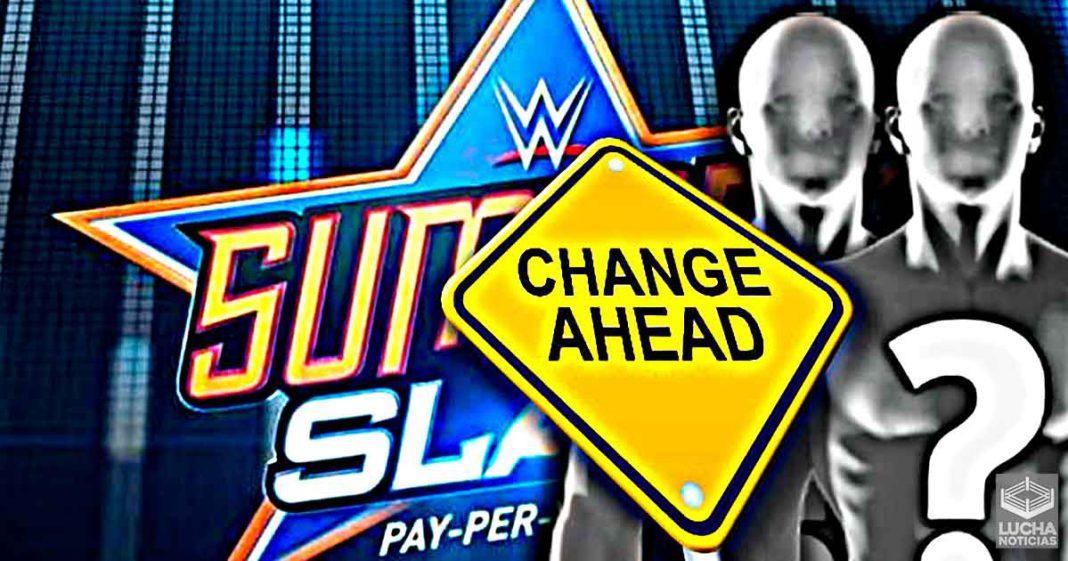 Campeonato cambiará de manos durante WWE SummerSlam