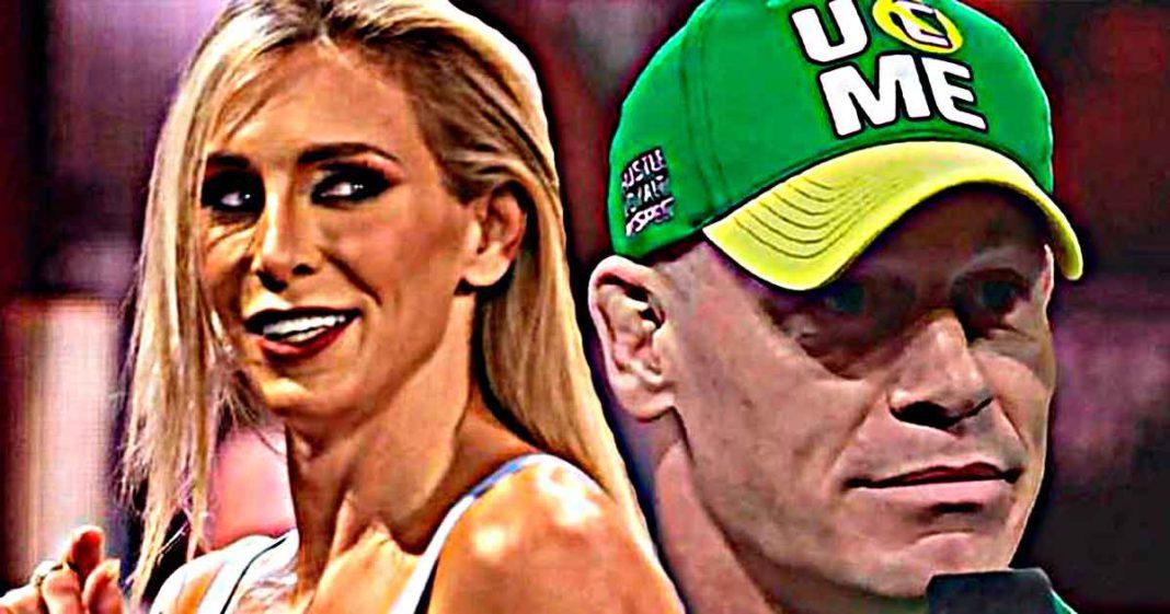 Charlotte Flair dice que siempre quizo ser como John Cena