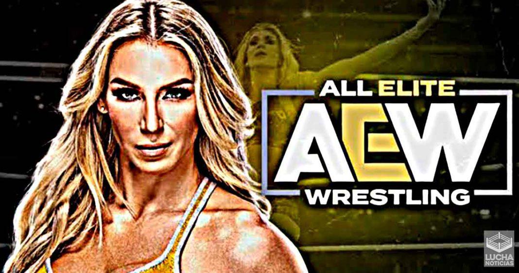 Charlotte Flair se irá a AEW y dejará la WWE