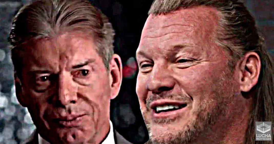 Chris Jericho dice que WWE no es competencia para AEW