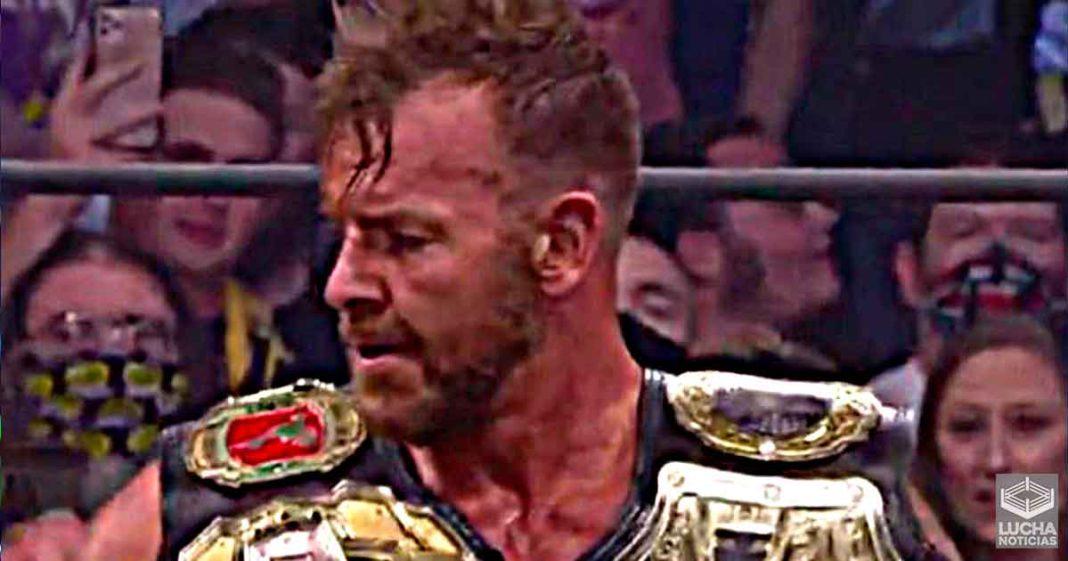 Christian vence a Kenny Omega y es el nuevo campeón de Impact TNA
