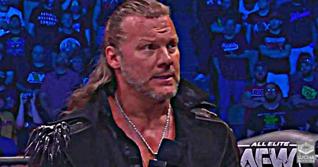 Cuándo termina el contrato de Chris Jericho con AEW