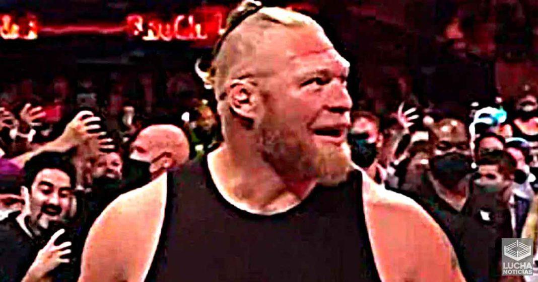 ¿Cuántas veces luchará Brock Lesnar en su nuevo contrato con la WWE?