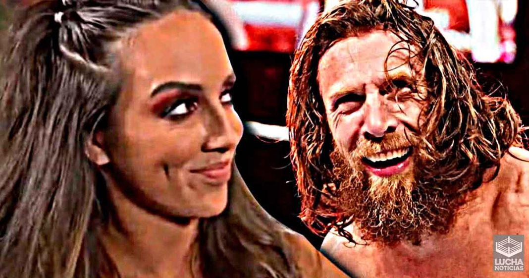 Daniel Bryan engañó a Brie Bella con Chelsea Green hace 7 años
