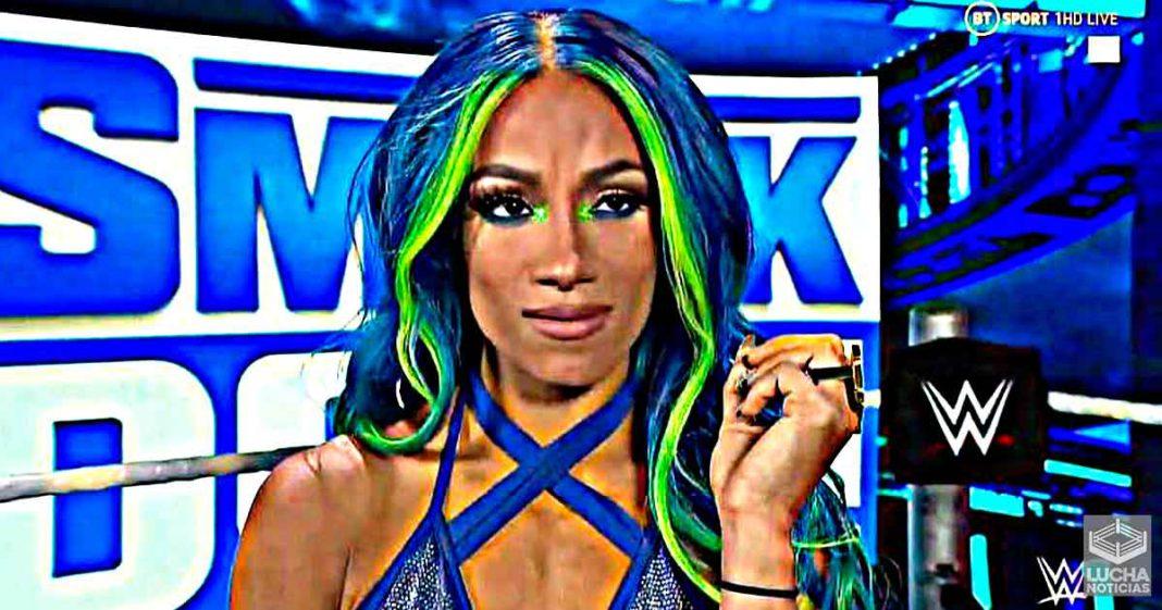 Detalles de por qué Sasha Banks no estuvo en WWE SummerSlam