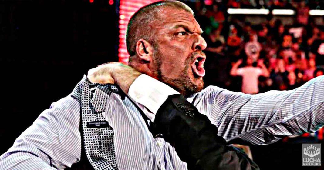 Directivos de la WWE NXT molestos por los recientes cambios creativos