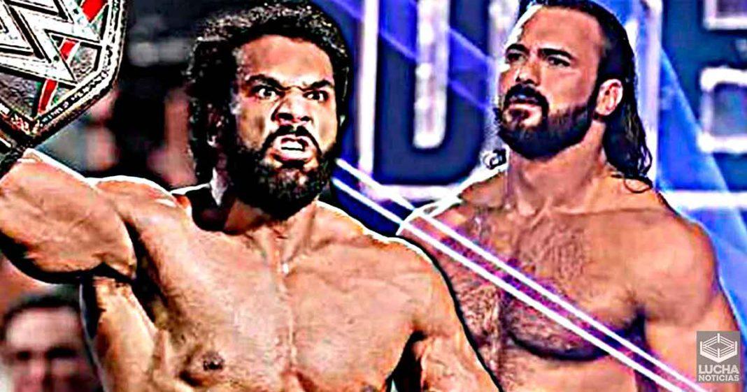 Drew McIntyre afirma que Jinder Mahal fue un gran campeón de la WWE