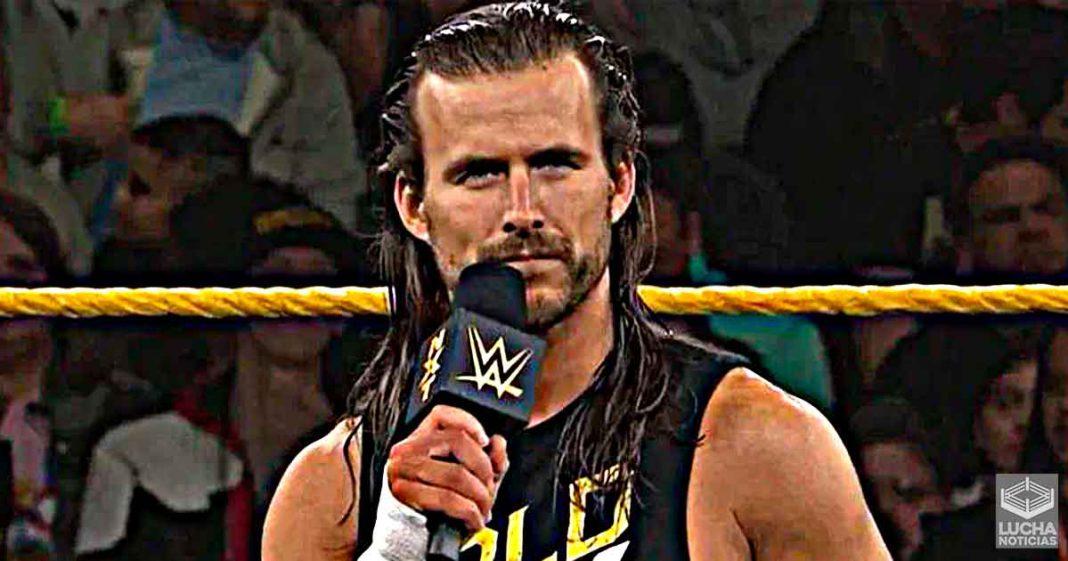 El contrato de Adam Cole con WWE NXT termina este mes