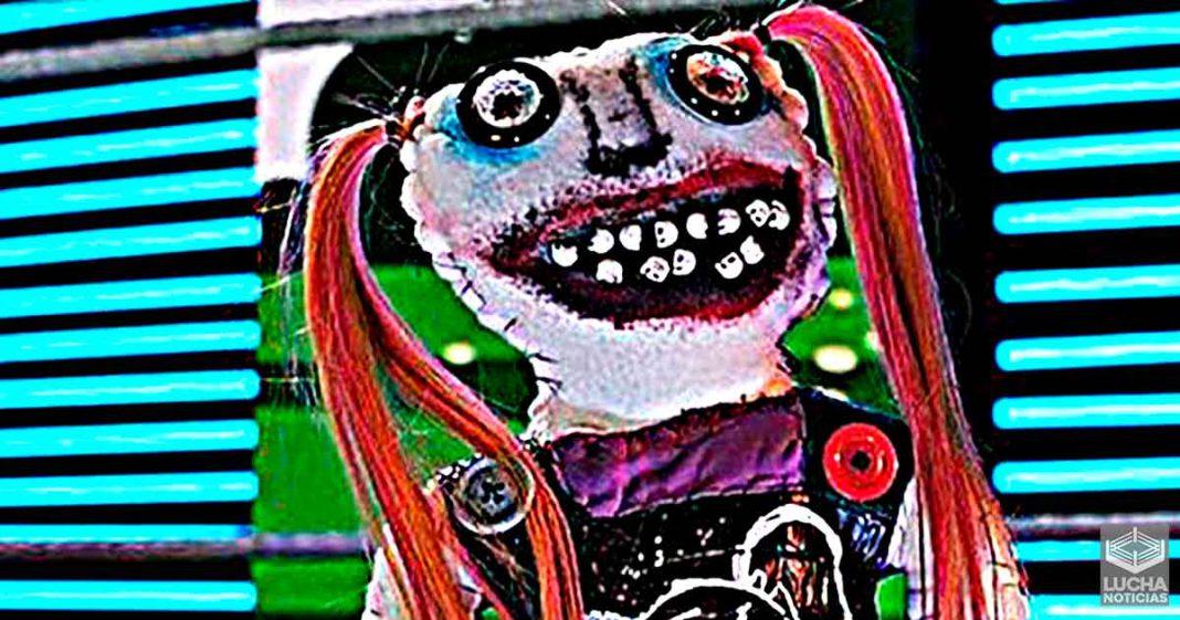 El futuro de la muñeca Lilly de Alexa Bliss depende de sus ventas