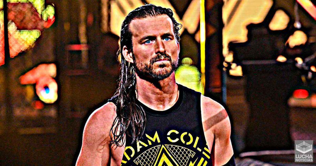 Es Oficial Adam ya es un agente libre y está fuera de WWE