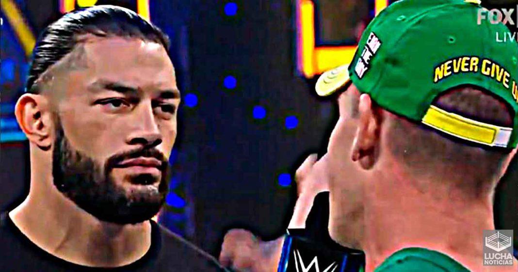 Este fue el productor responsable del gran segmento de John Cena y Roman Reigns en SmackDown