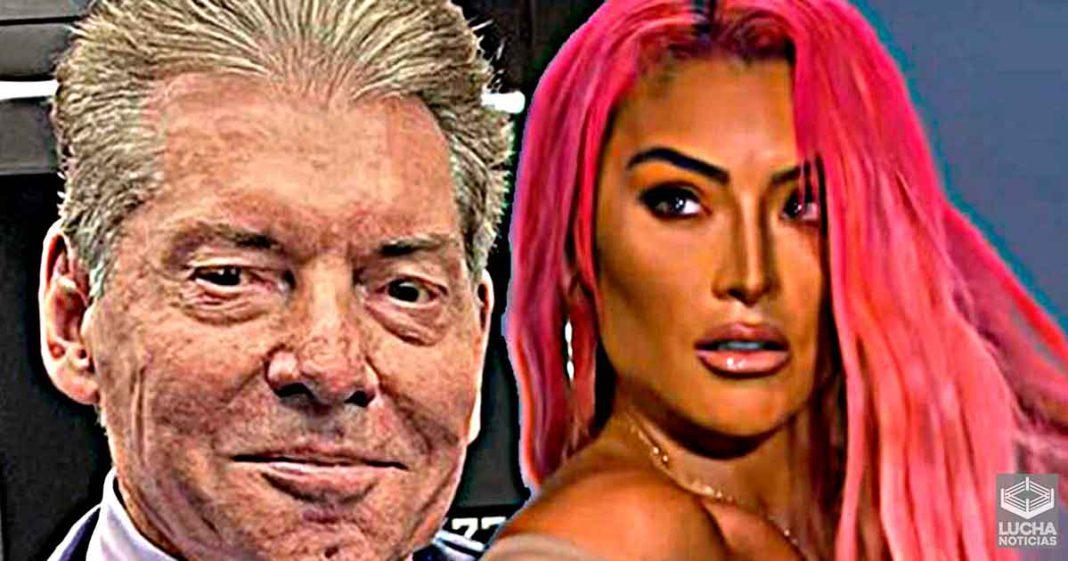 Eva Marie dice que Vince McMahon le invitó personalmente a regresar a WWE