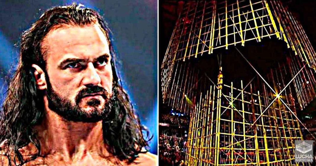 Ex campeón de WWE quiere una Punjabi Prision Match contra Drew McIntyre