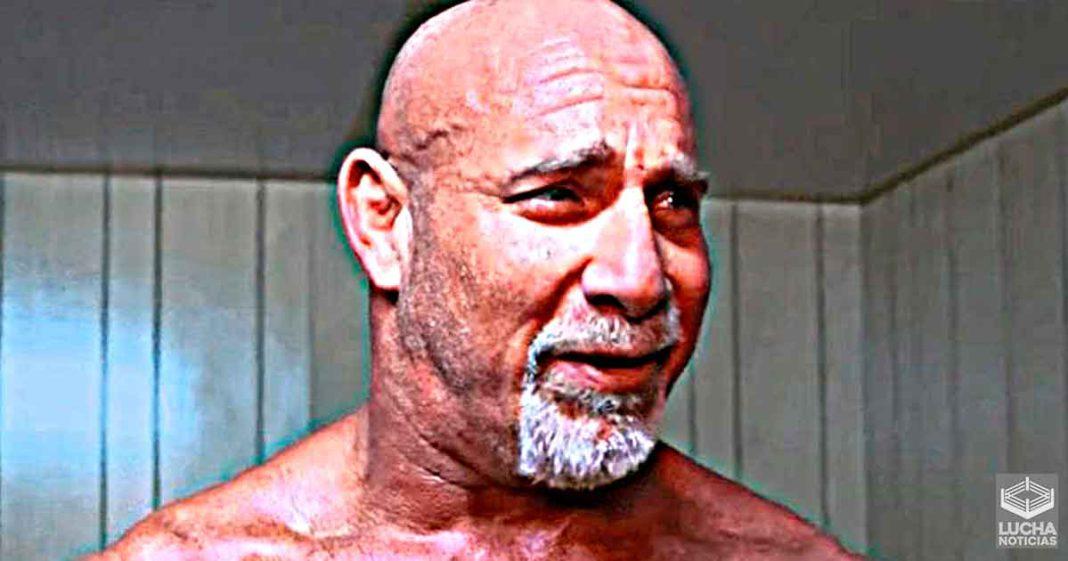 Goldberg acusado de ser poco seguro dentro del ring