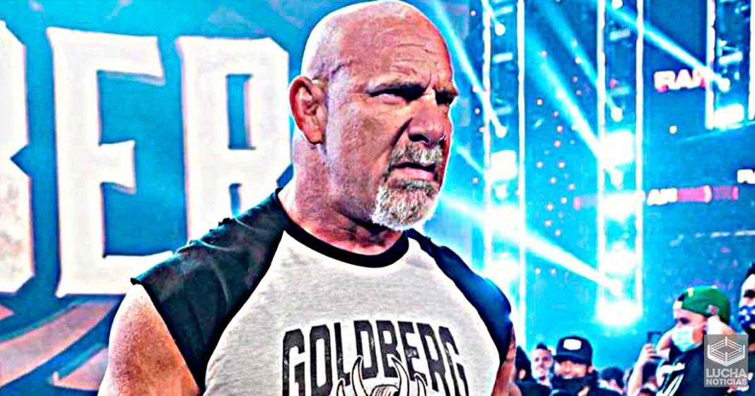 Goldberg quiere llevar a las superestrellas de WWE al siguiente nivel