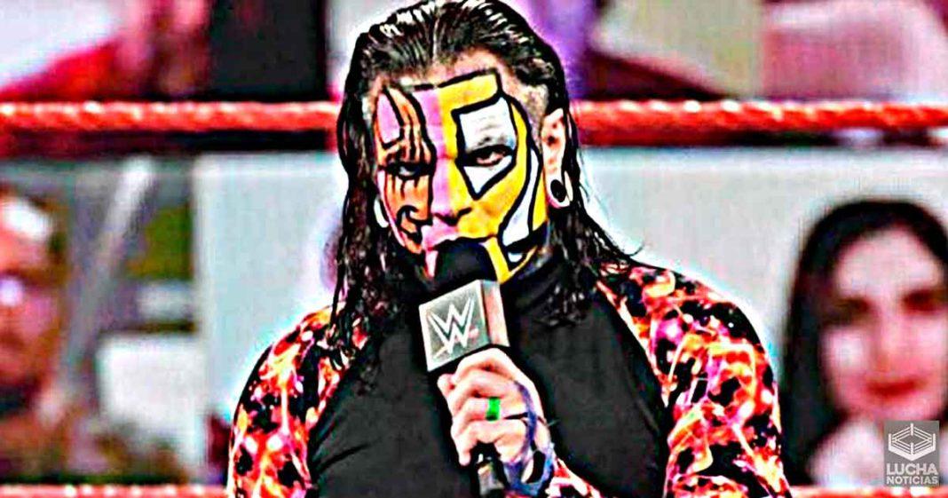 Jeff Hardy y Randy Orton no estarán esta noche en WWE RAW