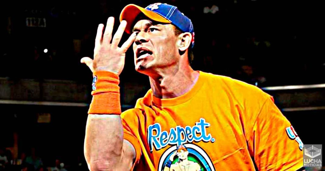 John Cena cree que el futuro de WWE no es estable pues depende de viejas estrellas