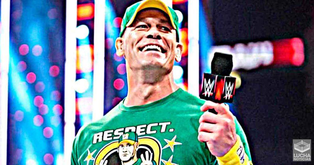 John Cena podría ganar el campeonato Universal en SummerSlam