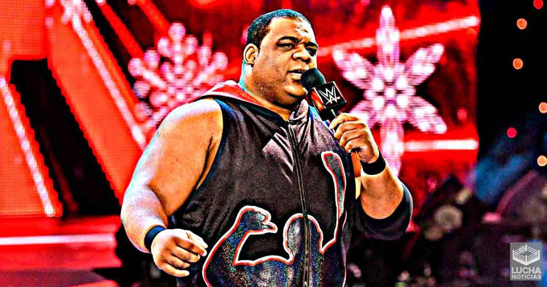 Keith Lee estuvo fuera de WWE por el COVID-19 y problemas del corazón