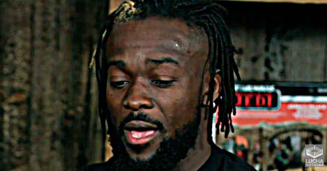 Kofi Kingston no es dado de alta para volver a luchar