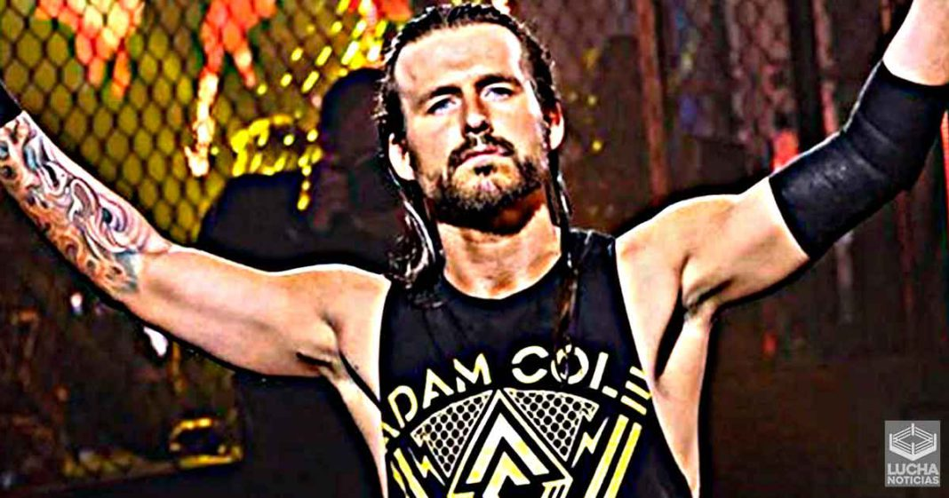 Los escritores de RAW y SmackDown preparan ideas para Adam Cole