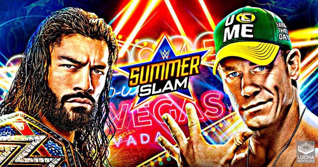 Los fans tendrán que usar cubrebocas en WWE SummerSlam