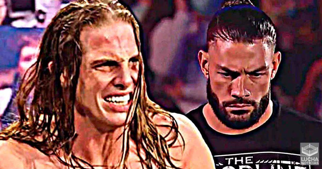 Matt Riddle dice que podría ganarle a Roman Reigns en una pelea de verdad