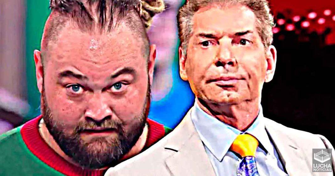 Problemas de Vince McMahon con Bray Wyatt contribuyeron a su salida de WWE