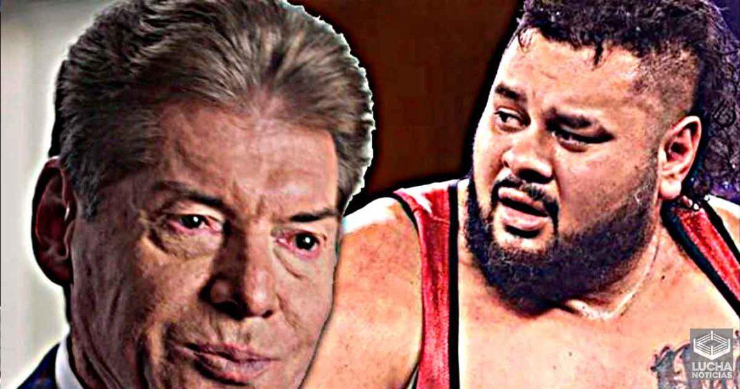 Razón por la cual WWE decidió despedir a Bronson Reed