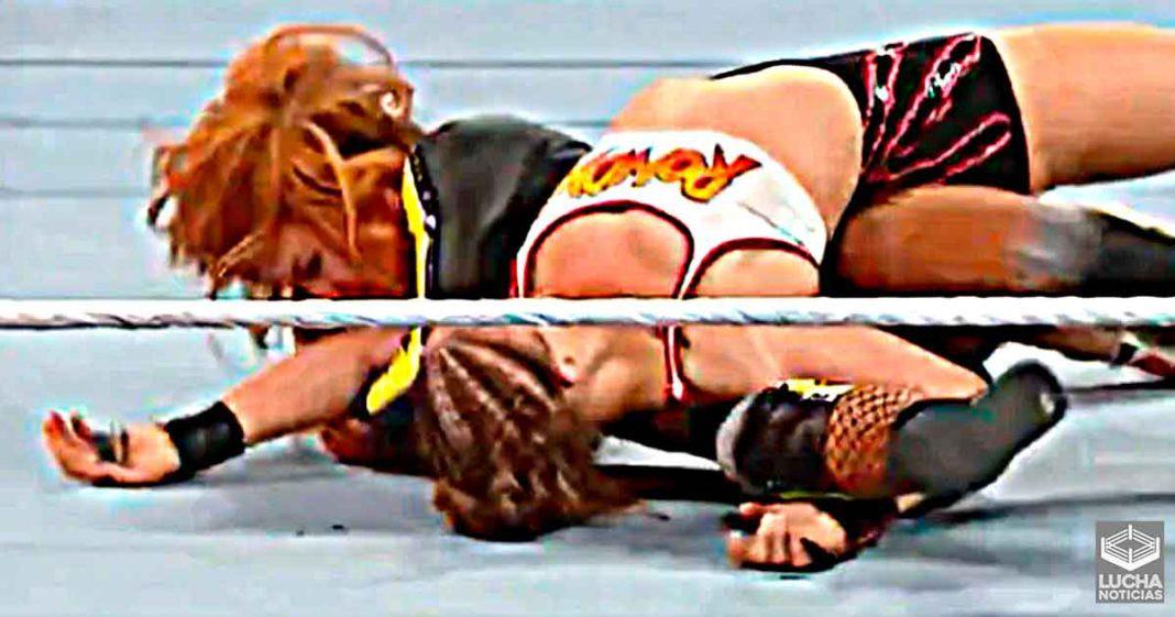 Réferi de WWE odiado por Vince McMahon por lucha de Ronda Rousey en WrestleMania