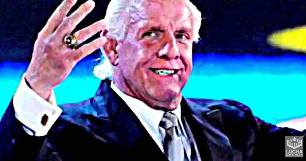 Ric Flair dice que nunca se va a retirar