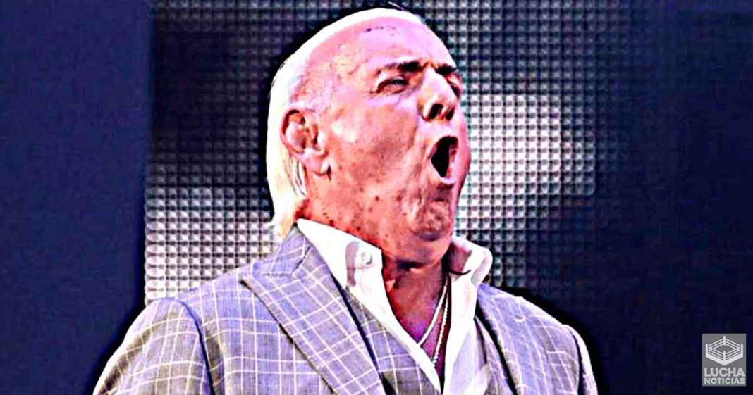 Ric Flair rompe el silencio trás ser despedido de la WWE