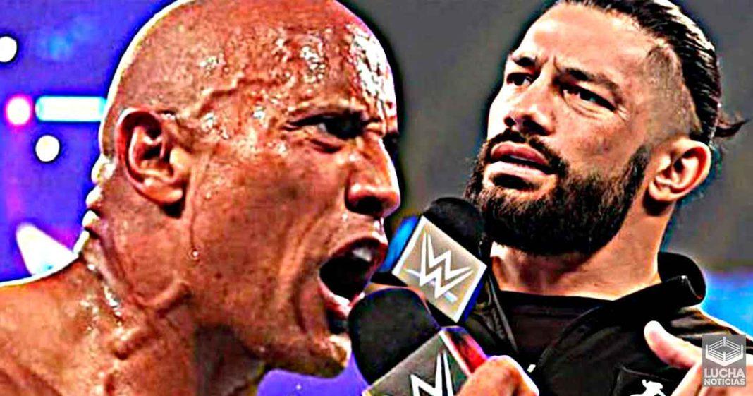 Roman Reigns cuenta como conoció la primera vez a The Rock