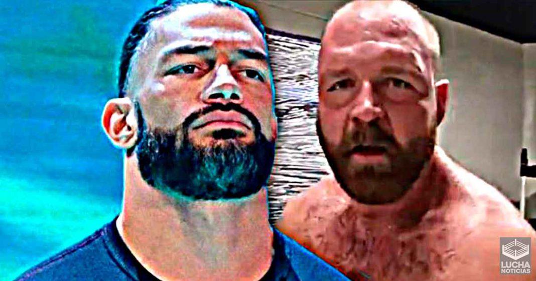 Roman Reigns dice que Jon Moxley nunca podría ser la cara de WWE