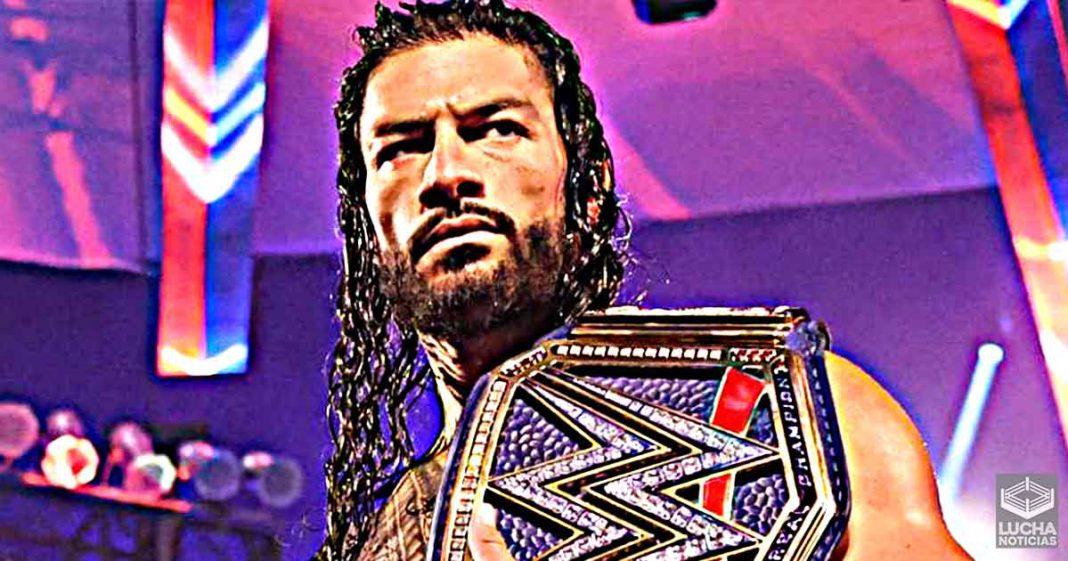 Roman Reigns dice que está varios niveles arriba que cualquier otro luchador profesional
