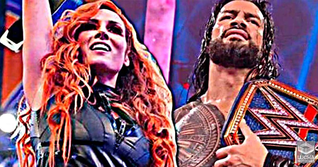 Roman Reigns inspiró a Becky Lynch para volverse Heel