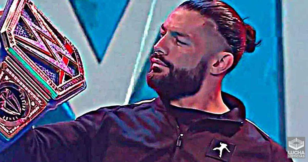 Roman Reigns solicitó dos cosas antes de volver a la WWE