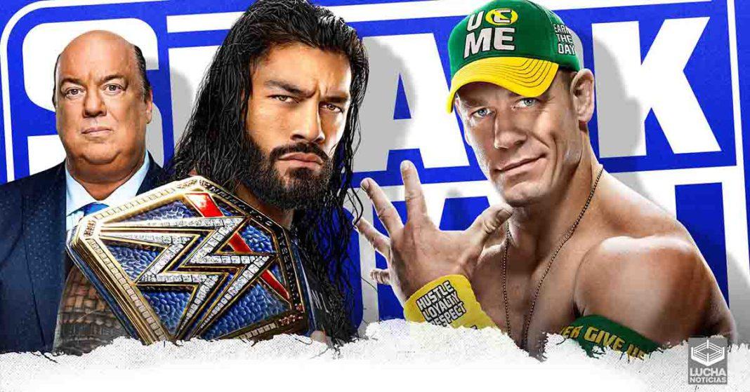 Resultados de WWE SmackDown