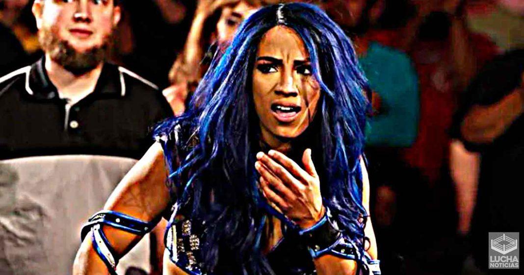 Sasha Banks no es dada de alta para que regrese a luchar a la WWE
