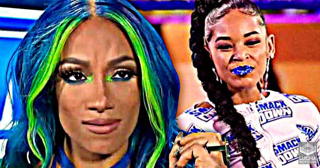 Sasha Banks y Biacan Belair podrían perderse SummerSlam 2021