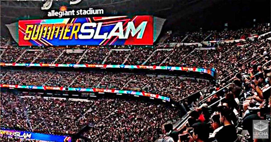 SummerSlam es el PPV más visto de todos los tiempos