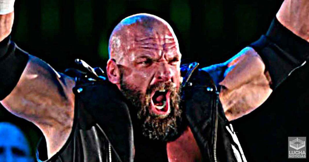Triple H podría luchar de nuevo pronto