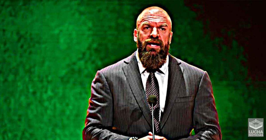 Triple H se queda al mando de WWE NXT